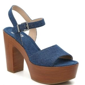 Mix No. 6 Carinda Platform Sandal